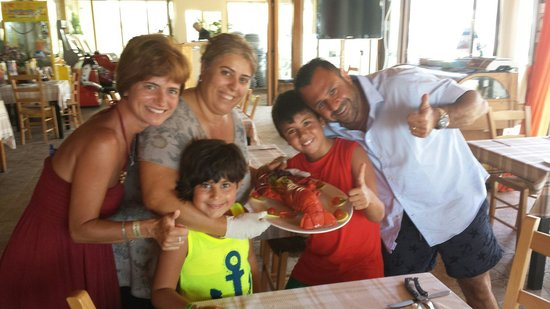Isaac Tavern: the only one restaurant raccomanded for your best holiday in Ayiana Napa Cyprus