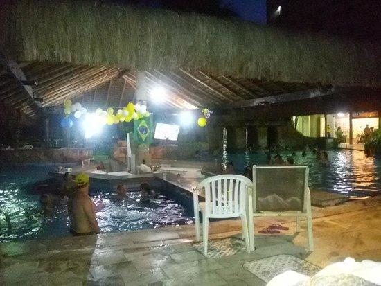 Prive Thermas Hotel: Bar da piscina