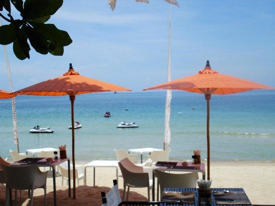 Buri Rasa Koh Phangan : ресторан при отеле