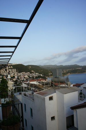 Hideaway Hotel: wonderful balcony view