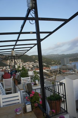 Hideaway Hotel : wonderful balcony view