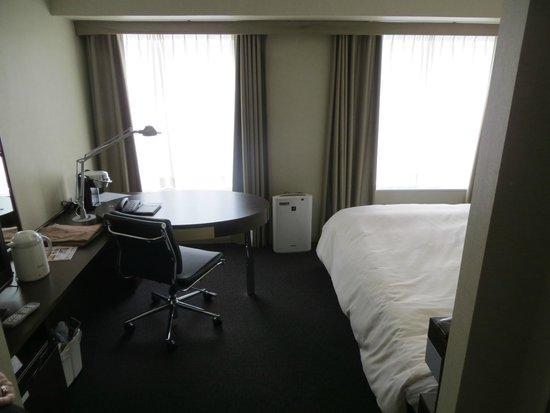 Mitsui Garden Hotel Hiroshima: Room