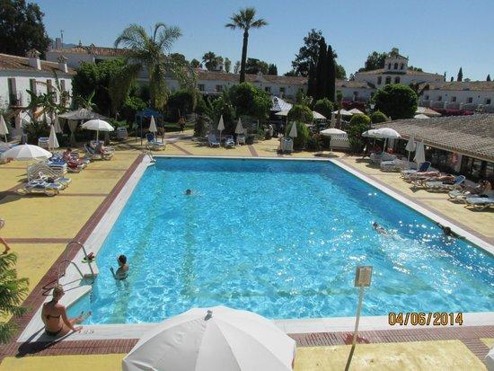 Globales Cortijo Blanco: pool
