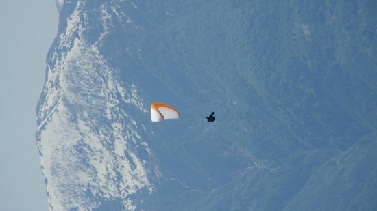 Cimetta : Paragliding