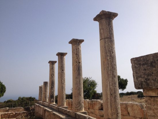 Sanctuary of Apollo - Picture of The Sanctuary Of Apollo ...