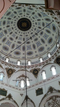Hisar Mosque : Kubbe The dome