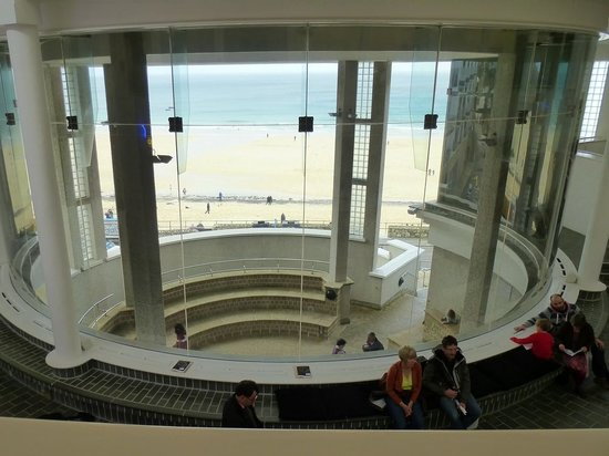 Tate Gallery St. Ives: Tate at the sea