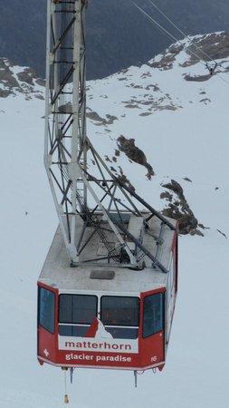 Matterhorn: Cable Car