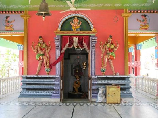 Dewas, India: Shiva Temple