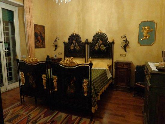 B&B Parioli Garden: Chambre à coucher