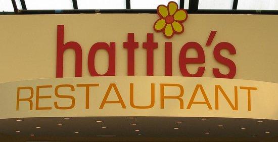 Hatties Restaurant : Hattie's restaurant