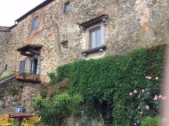 Tuscan Wine Tours by Grape Tours : Beautiful winery!