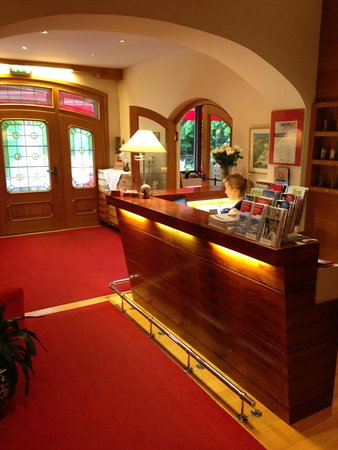 Hotel Furian am Wolfgangsee: Reception