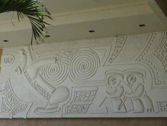 Sheraton Kona Resort & Spa at Keauhou Bay : Très 60's
