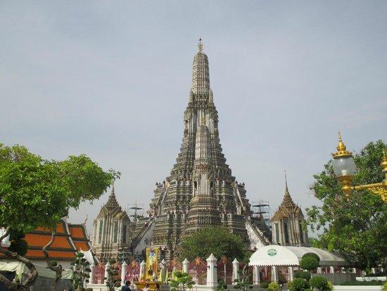 Temple of Dawn (Wat Arun): kuil wat arun