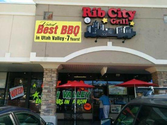 Rib City Grill: Rib City American Fork, UT