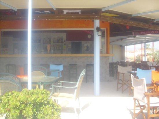 D & B's Bar & Restaurant: A View of D & B'S BAR & GRILL KALAMAKI