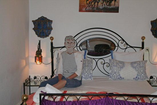 Dar Mehdi: La chambre