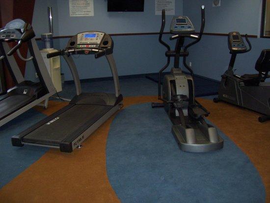 Holiday Inn Express St. Jean sur Richelieu : gym
