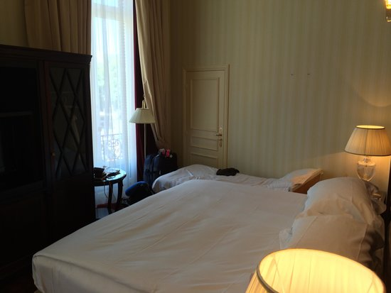 InterContinental Paris Le Grand: $5000.00 for three nights, breakfast included