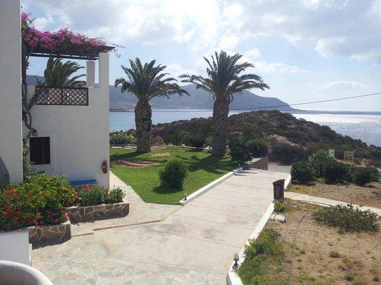 Hotel Amoopi Bay : Vista dall'albergo