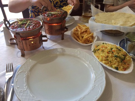Haweli Indian Tandoori Restaurant: Great value for €12