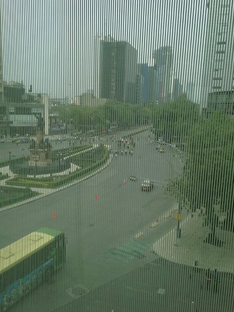 Le Meridien Mexico City: Desde la suite