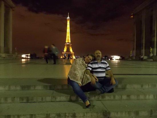 Tour Eiffel : Romântico