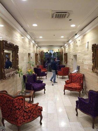 Hotel Panamericano: Excelente instalaçoes