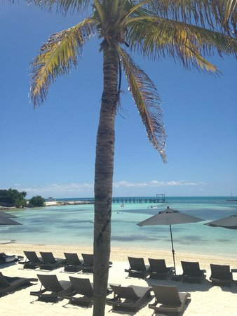 NIZUC Resort and Spa: beach view