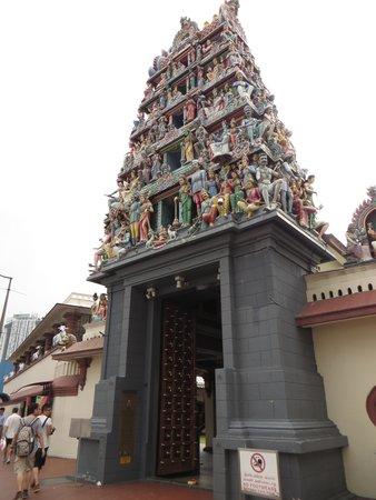 Sri Mariamman Temple: templo hindu