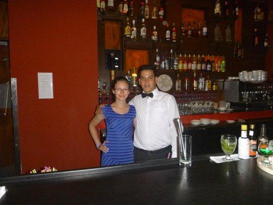 Hotel Cayo Santa Maria : Adrian
