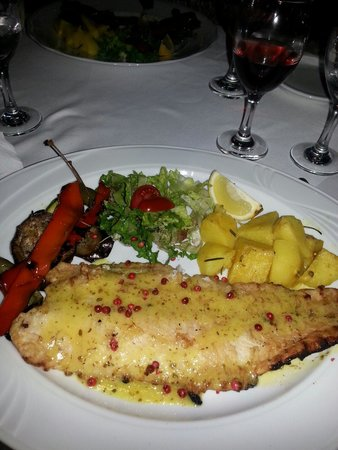 Thea Restaurant: Lovely sole
