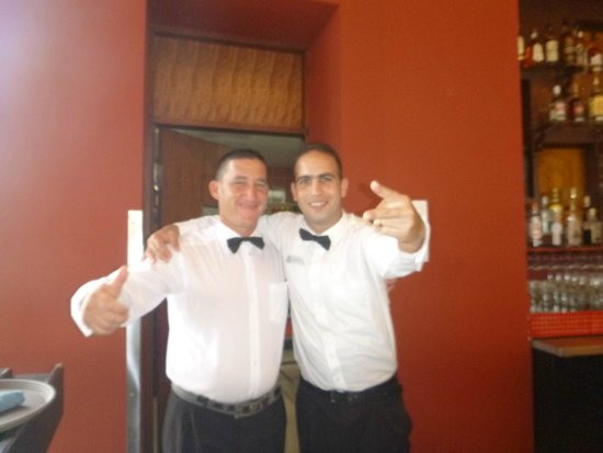 Hotel Cayo Santa Maria : Best Bar Staff