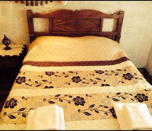 Anatolia Pension: Arch room