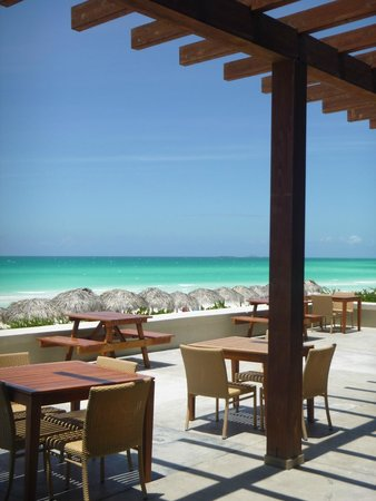 Hotel Cayo Santa Maria : View from Lunch building