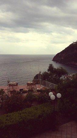 Don Felipe : panorama dal terrazzo