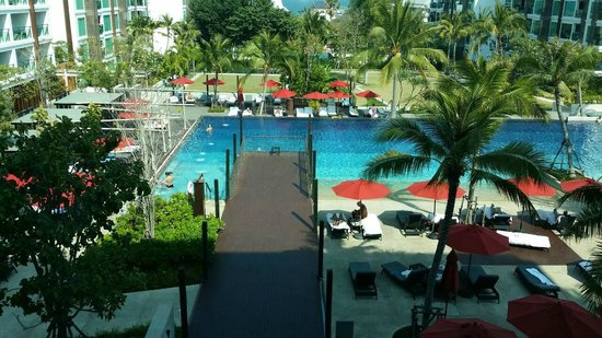 Amari Hua Hin: Swimming pool