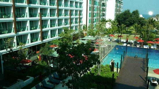 Amari Hua Hin: View from room