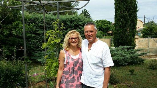 La Bamina : Pascal et Carole