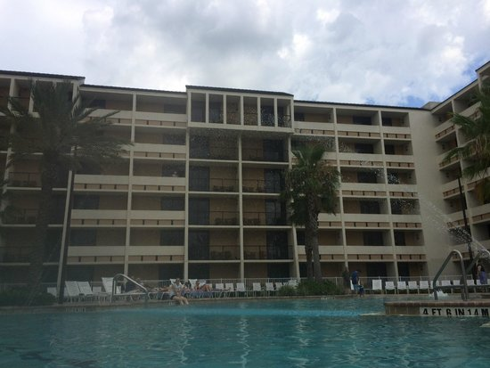 Holiday Inn Orlando – Disney Springs Area: View from the Pool