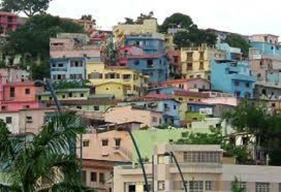 Oro Verde Guayaquil: Altstadt