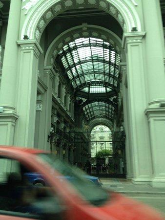 Hotel Oro Verde Guayaquil: Architektur nahe Malecon