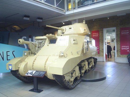 Museo Imperial de la Guerra: Museu Imperial da Guerra