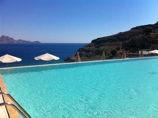 Lindos Blu: wonderful views