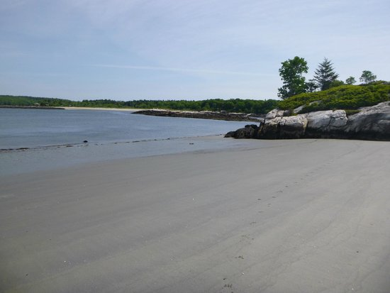 Hermit Island: Sand Dollar Beach