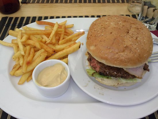 Luizjana: hamburger premium