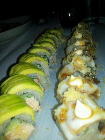 суши от NAMMOS   интересные и вкусные