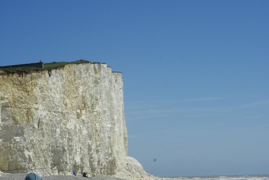 Seven Sisters Country Park: Seven Sisters - white cliffs