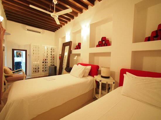 XVA Art Hotel : our second room